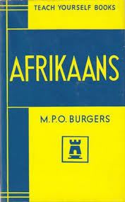 Teach Yourself Afrikaans
