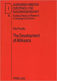 The Development of Afrikaans