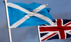 Skotland en die Verenigde Koninkryk