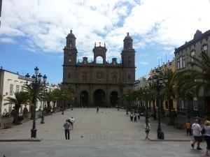 Die Katedraal de Santa Ana, Las Palmas