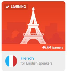French Duolingo