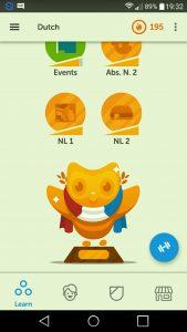 Nederlands op Duolingo