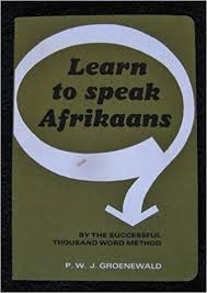 Learn to Speak Afrikaans