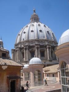 St Pieter se basilika, Vatikaanstad