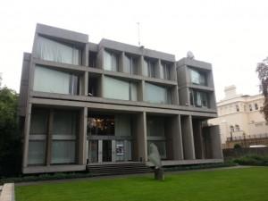 Die Ambassade van Slowakye