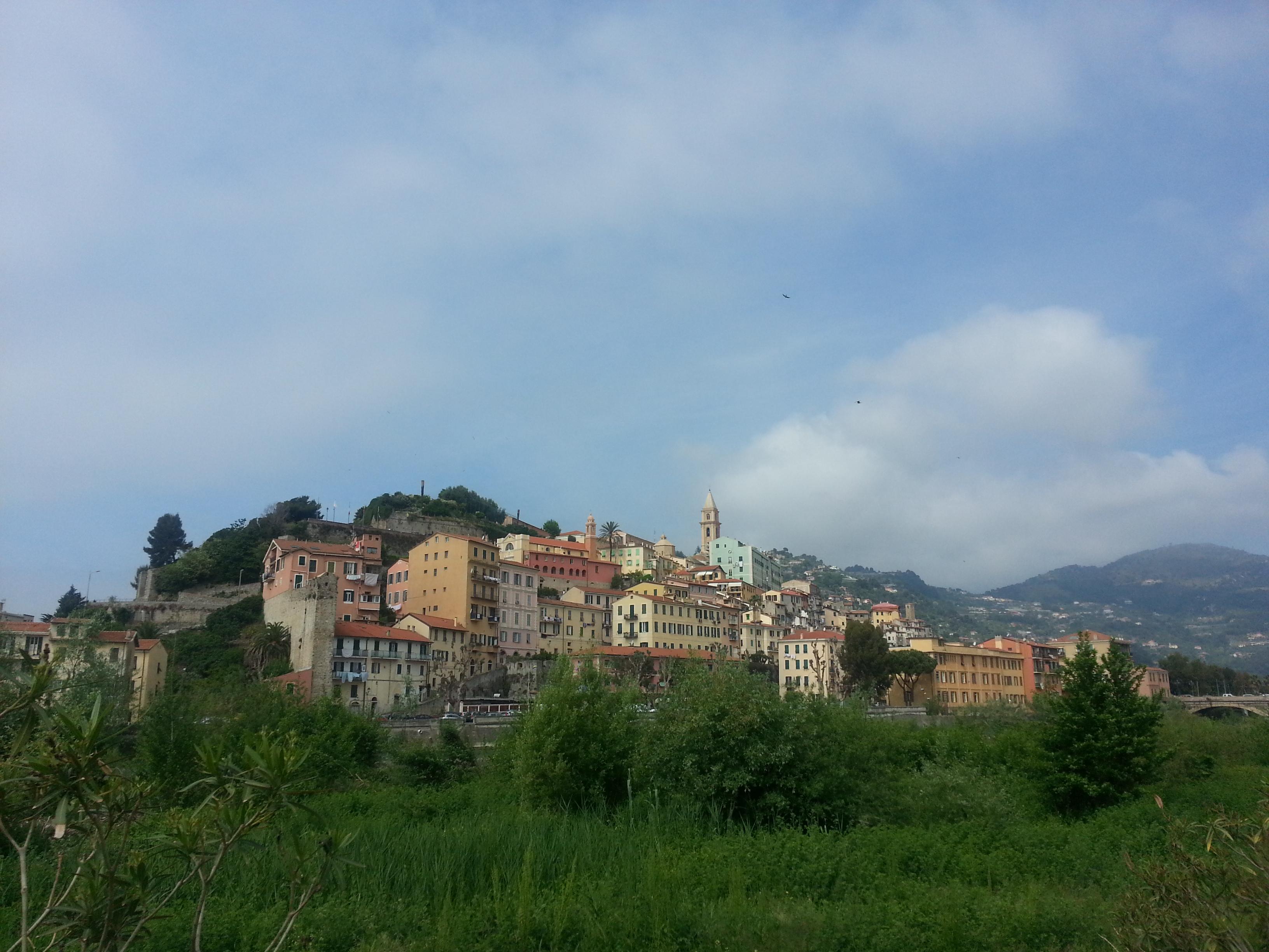 Ventimiglia in Italië