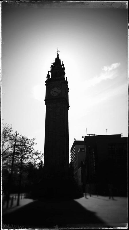 Albert Memorial Clock in Belfast