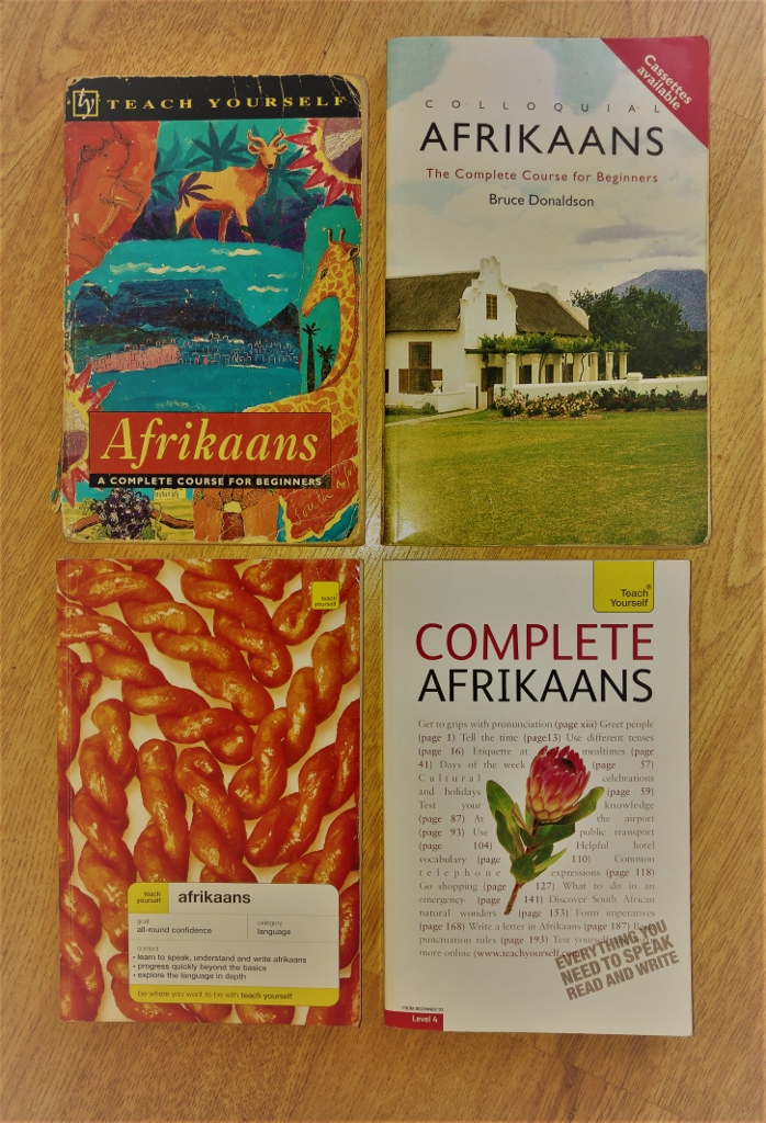 Afrikaans books