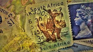 Posseël uit Suid-Afrika