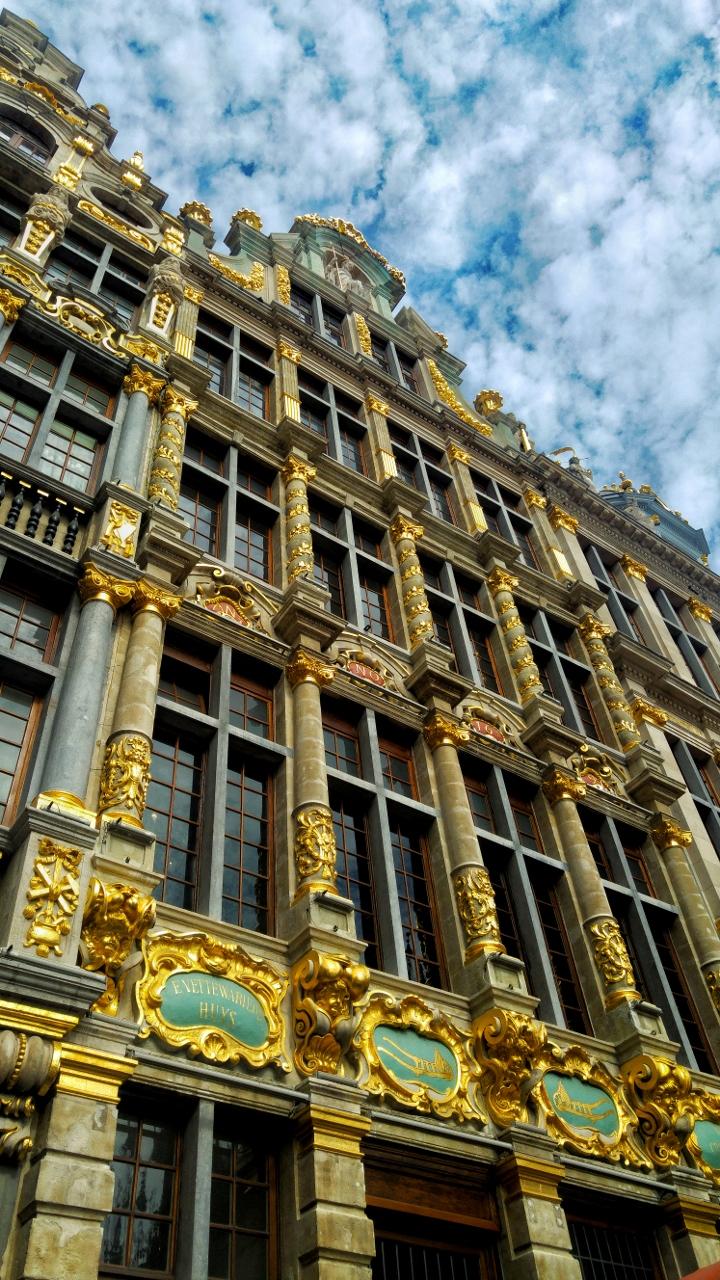 Groot Markplein van Brussel