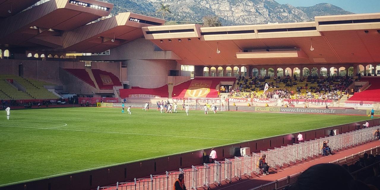 AS Monaco speel teen SM Caen