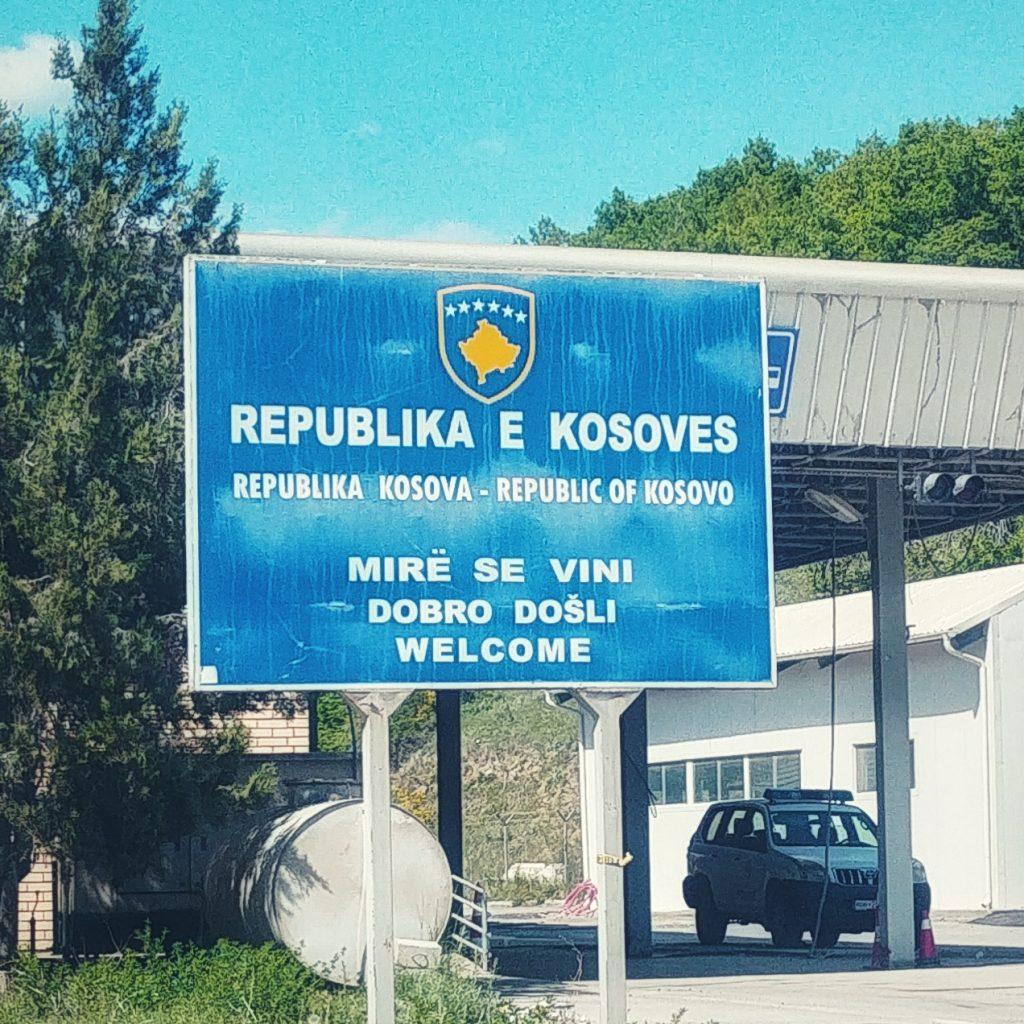 Welkom aan Kosovo