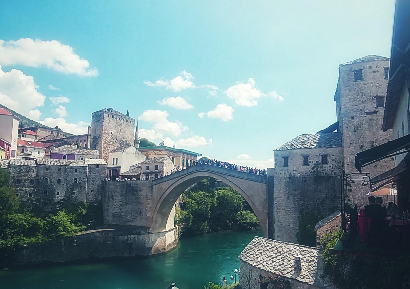Mostar, Bosnië-Herzegowina