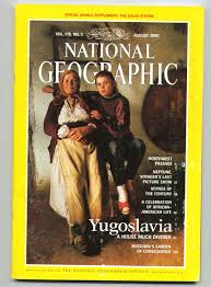National Geographic 1990