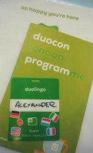 Duocon London 2019